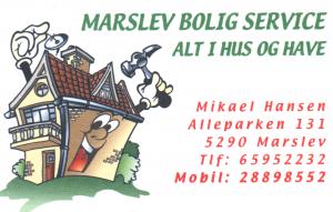 Marslev Bolig Service