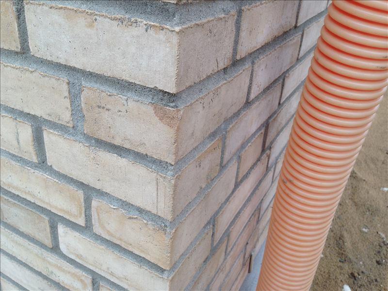 mursten flig